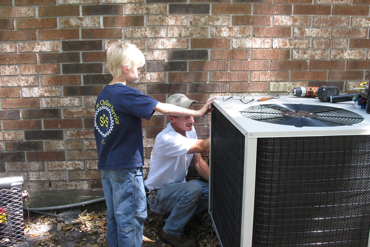 HVAC Contractor Serving Central Florida