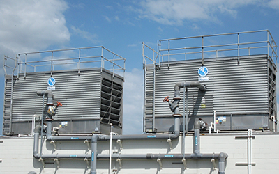 Central Florida Cooling Tower Repair, Sales & Maintenance